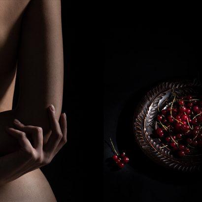 Fine art photo project Czerwien Natalia Rakowska