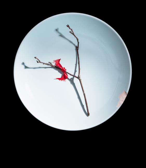 "Natalia Rakowska, ""Portraits"" Series, Twig"