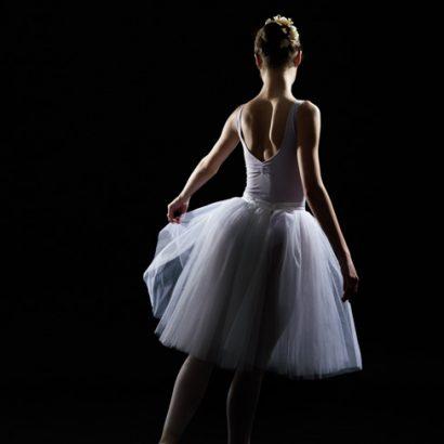 Natalia Rakowska, ballet dancer professional portrait